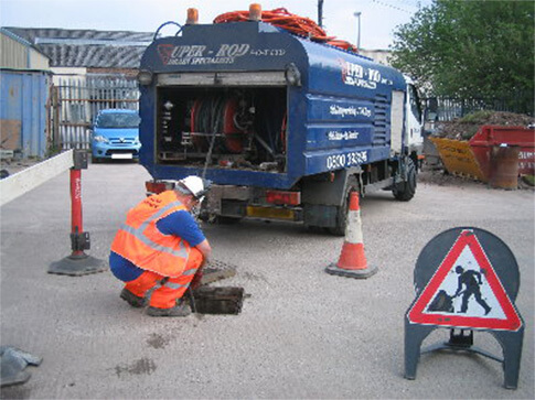 Industrial & Domestic Drain Clearance