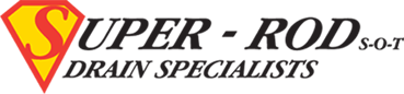 The Super-Rod drain specialists logo